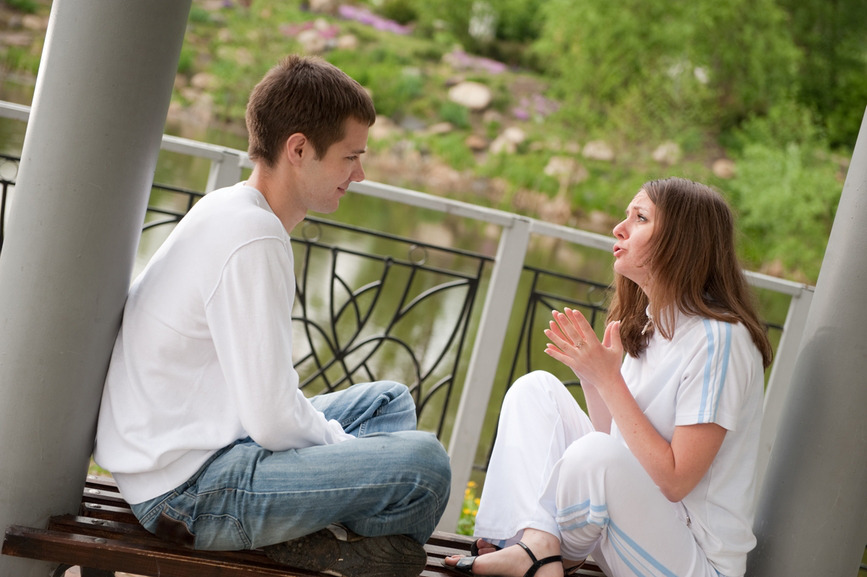 Secrets That a Girlfriend Does Not Want To Tell Her Boyfriend