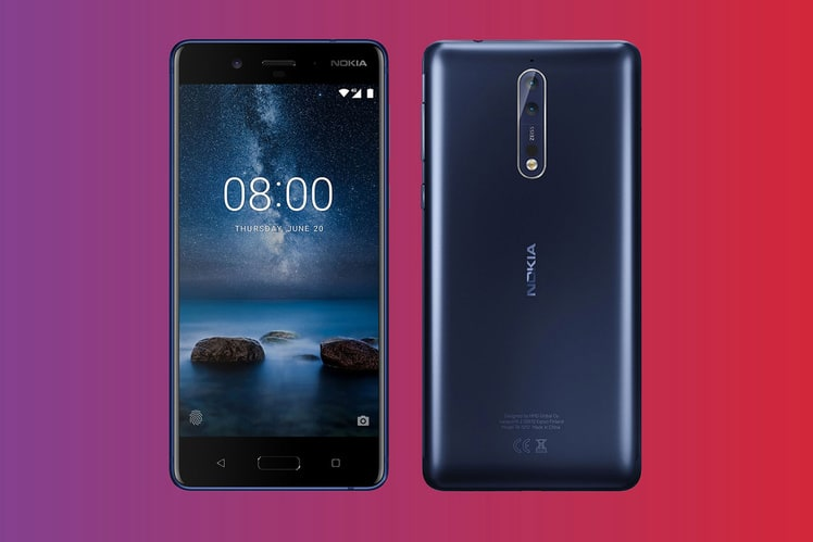 Nokia 8 by HMD Global